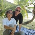 alan & hanh Paradise-