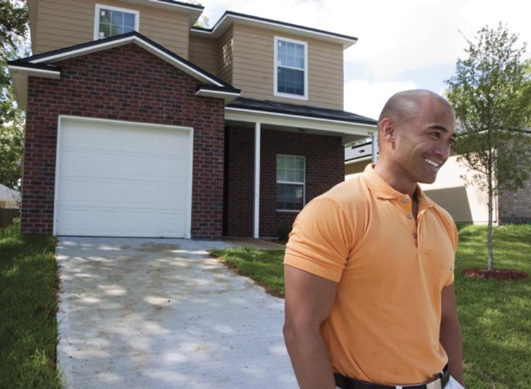 New Jacksonville homes built to rent