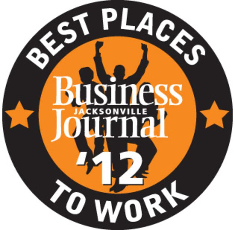 JWB Ranked #8 Best Places To Work In Northeast Florida By Jacksonville Business Journal