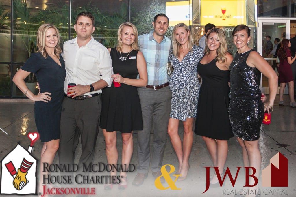 JWB and Ronald McDonald House