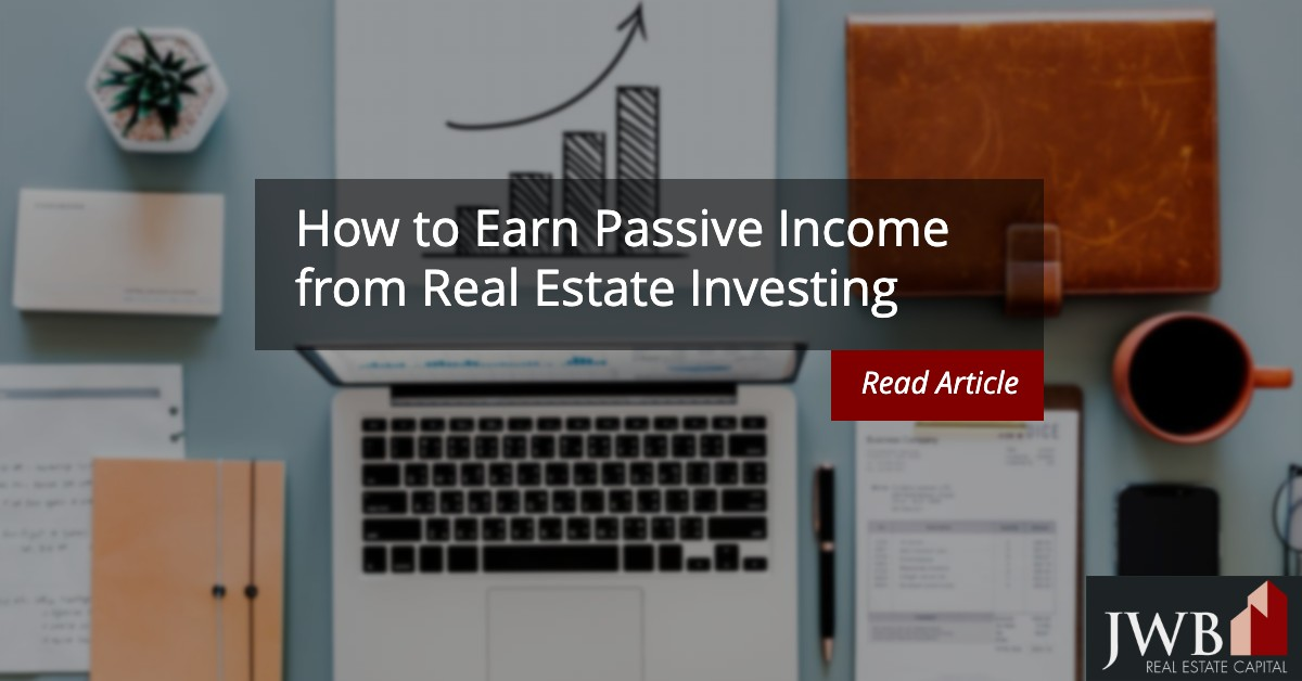 How to Earn Passive Income from Real Estate Investing (1)