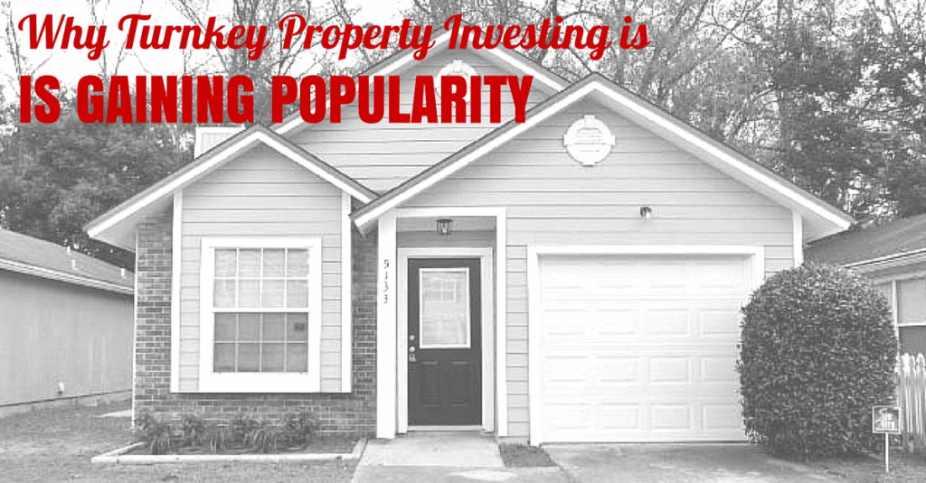 Turnkey Property Investing