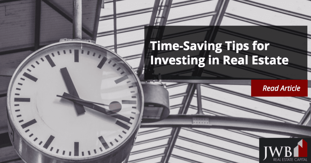 Time-Saving Tips for Investing in Real Estate