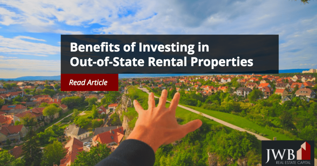 Benefits of Investing in Out of State Properties