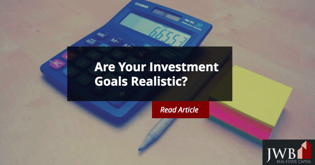 Are Your Investment Goals Realistic?