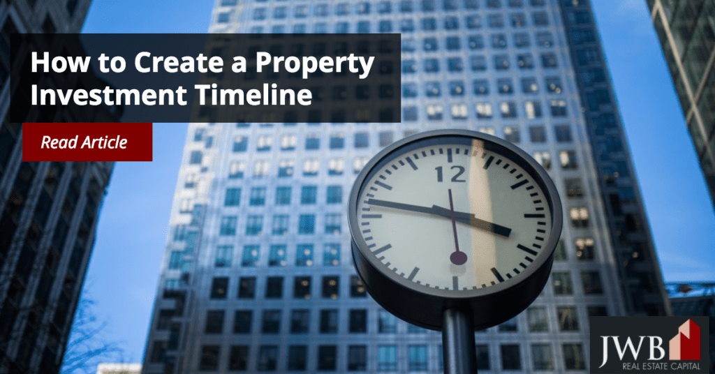 How to Create a Property Investment Timeline