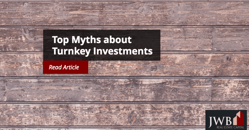 Top Myths About Turnkey Investments