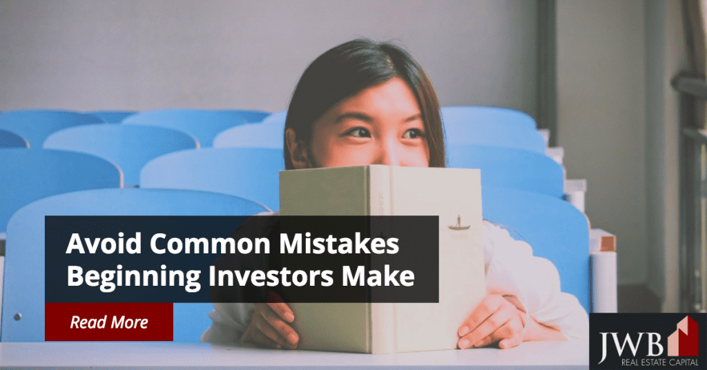 Avoid These Common Mistakes Beginning Investors Make