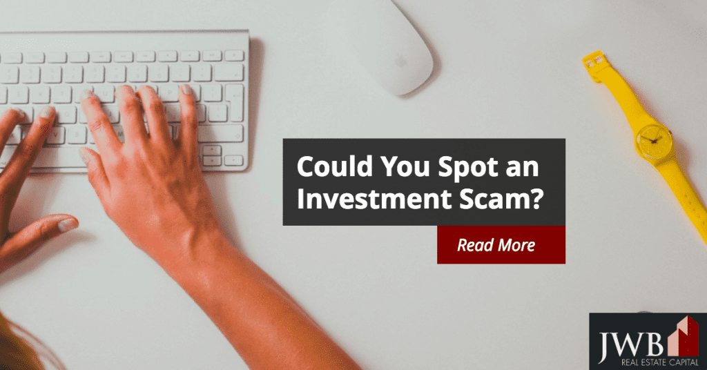 Could You Spot an Investment Scam?