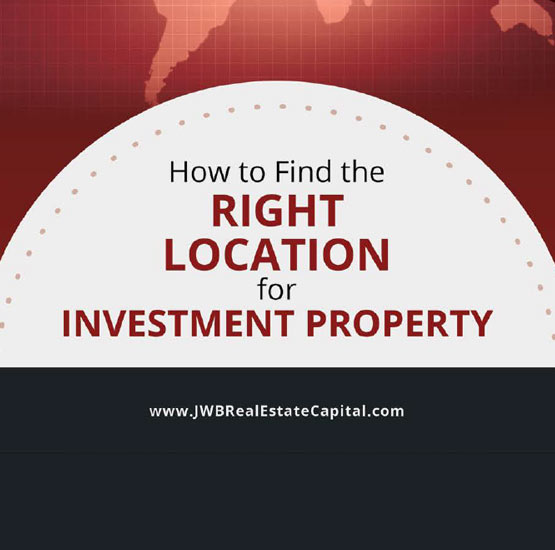eBook - How to Find the Right Location for Investment Property: