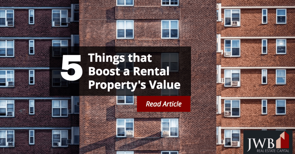 5 Things That Boost A Rental Property's Value