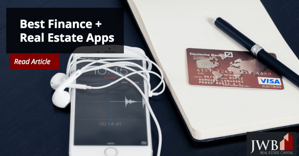 Best Finance and Real Estate Apps