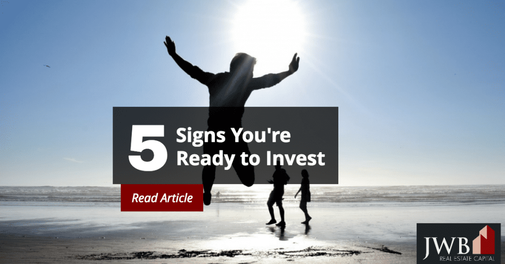 5 Signs You're Ready to Invest