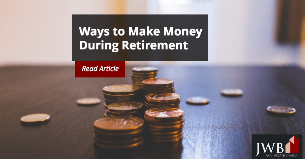 Ways to Make Money During Retirement