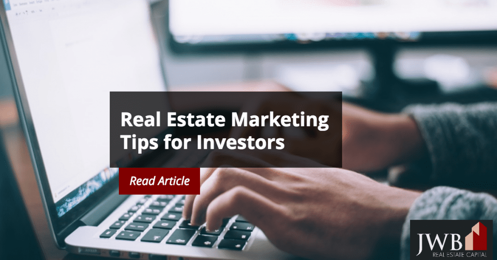 Real Estate Marketing Tips for Investors