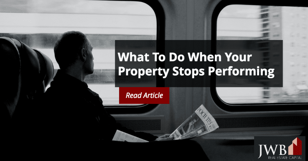 What To Do When Your Rental Property Stops Performing