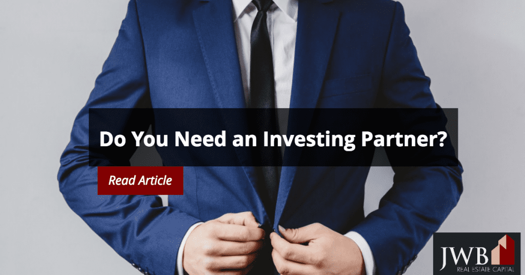 Do You Need an Investing Partner?