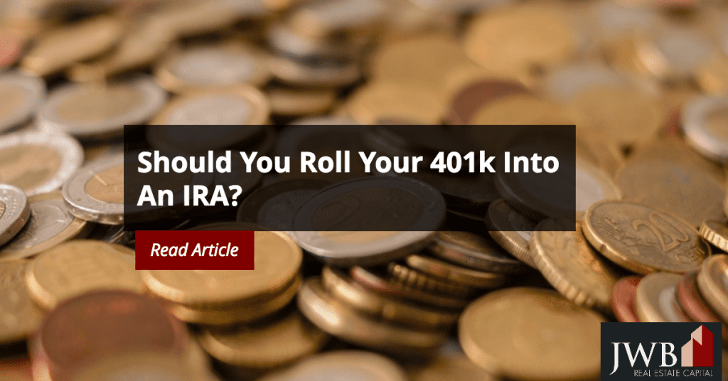 Should You Roll Your 401k Into an IRA?