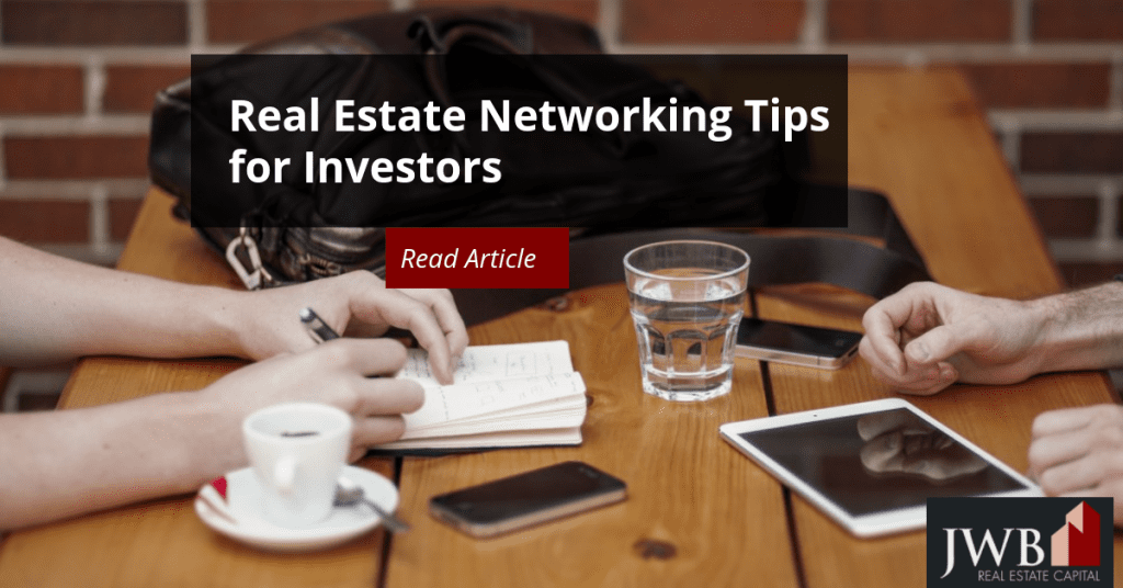 Real Estate Networking Tips for Investors