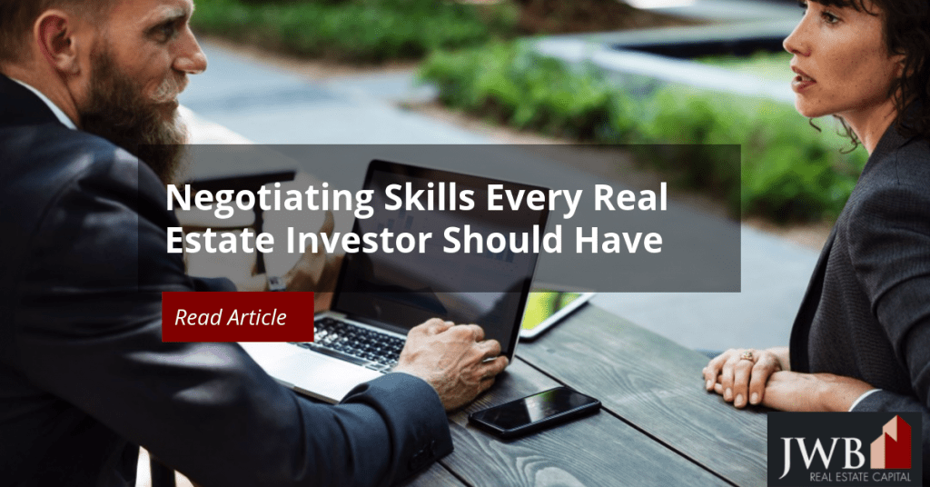 Negotiation Skills for Real Estate Investors