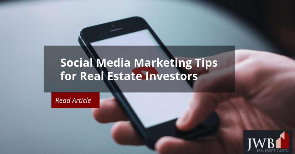 Social Media Marketing Tips for Real Estate Investors