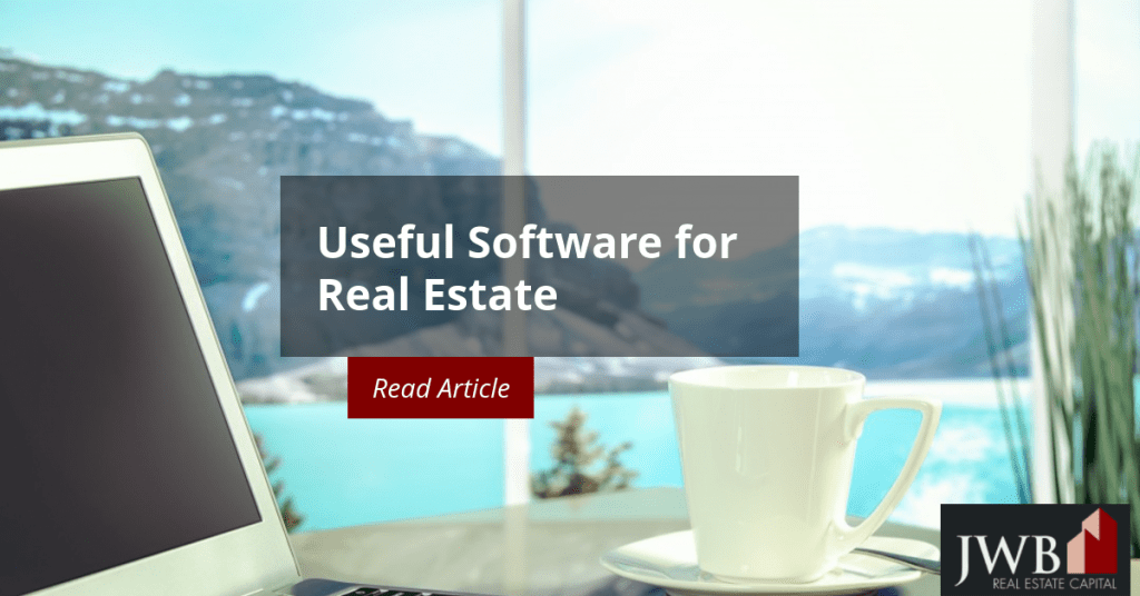 Useful Software for Real Estate Investors