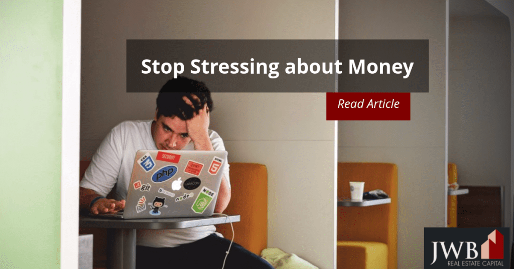 Ways to Stop Stressing About Money