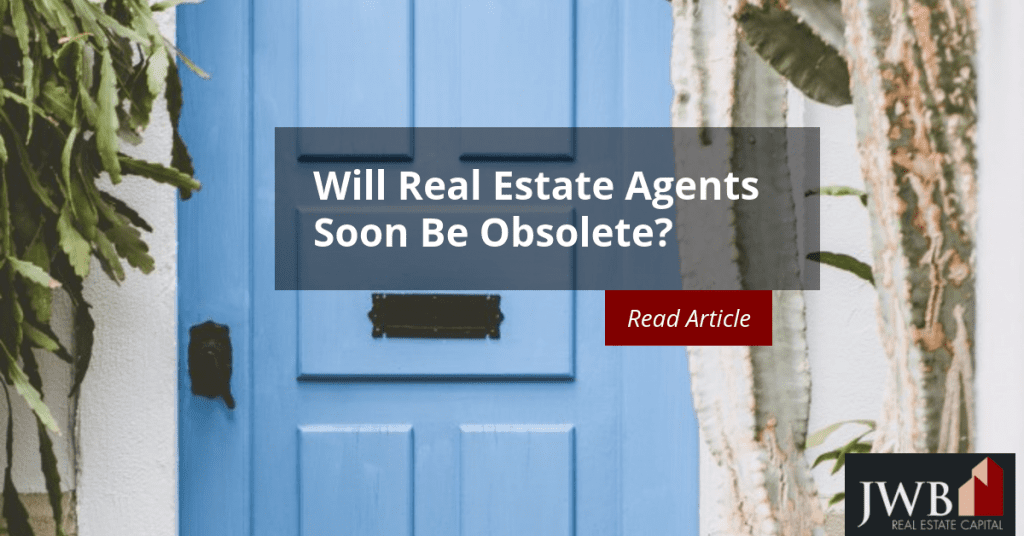 Are Real Estate Agents Obsolete?