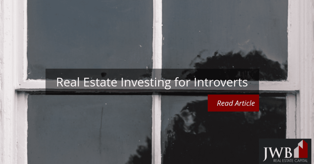 real estate investing for introverts