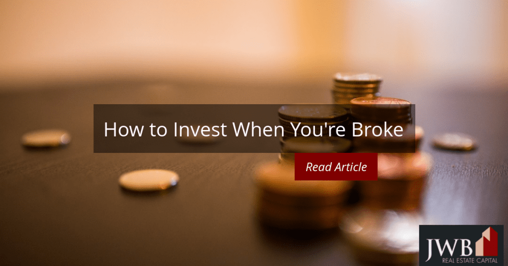 How to Invest When You're Broke