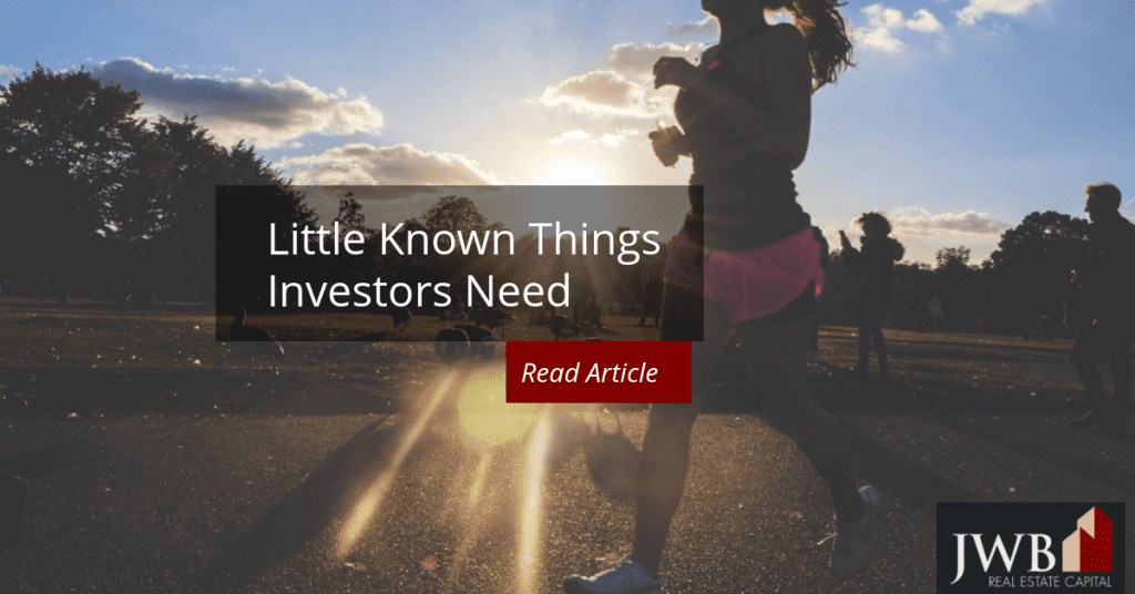 things investors need