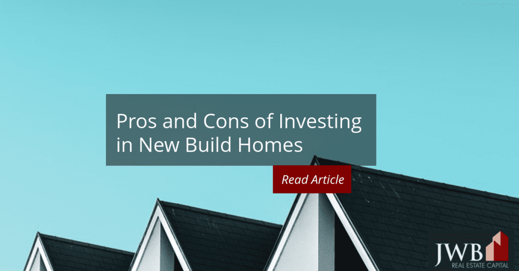 Pros and Cons of Investing in New Build Homes