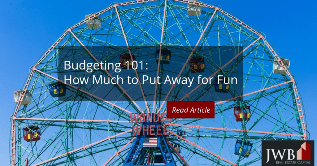 Budgeting 101: How Much Money to Put Away for Fun