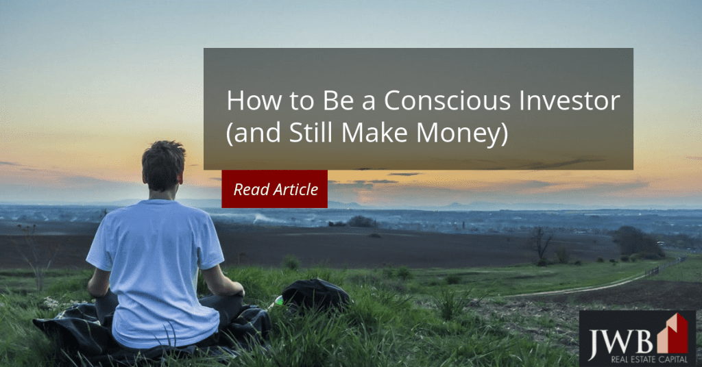 Can You Be a Conscious Investor and Still Make Money?