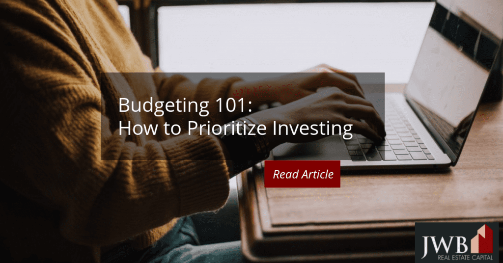 how to prioritize investing