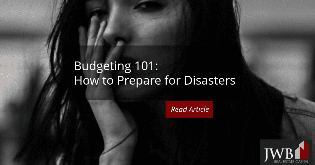 how to prepare for disasters