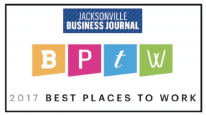 Best Places to Work Jacksonville Florida