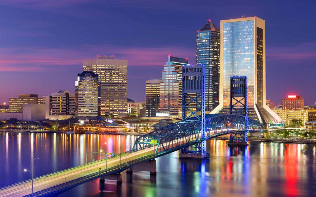 Jacksonville is on Top 10 List of Cities to Live in According to Time Magazine