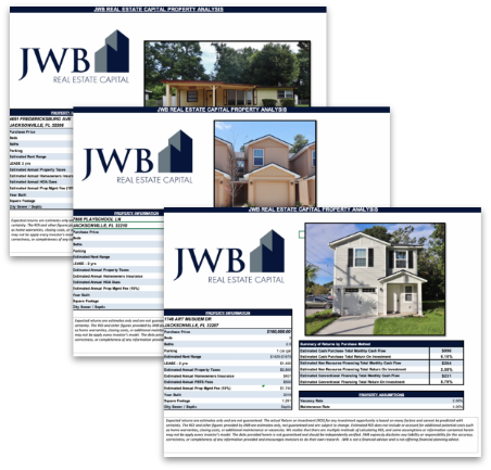 JWB View Properties