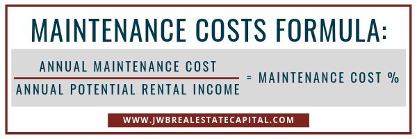JWB Real Estate builds new construction rental properties because they are proven to have lower maintenance costs.