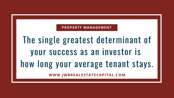 Gregg Cohen of JWB Real Estate shares how to maximize your rental property ROI for long-term success.