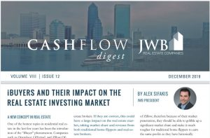 iBuyers and real estate - JWB Real Estate Capital