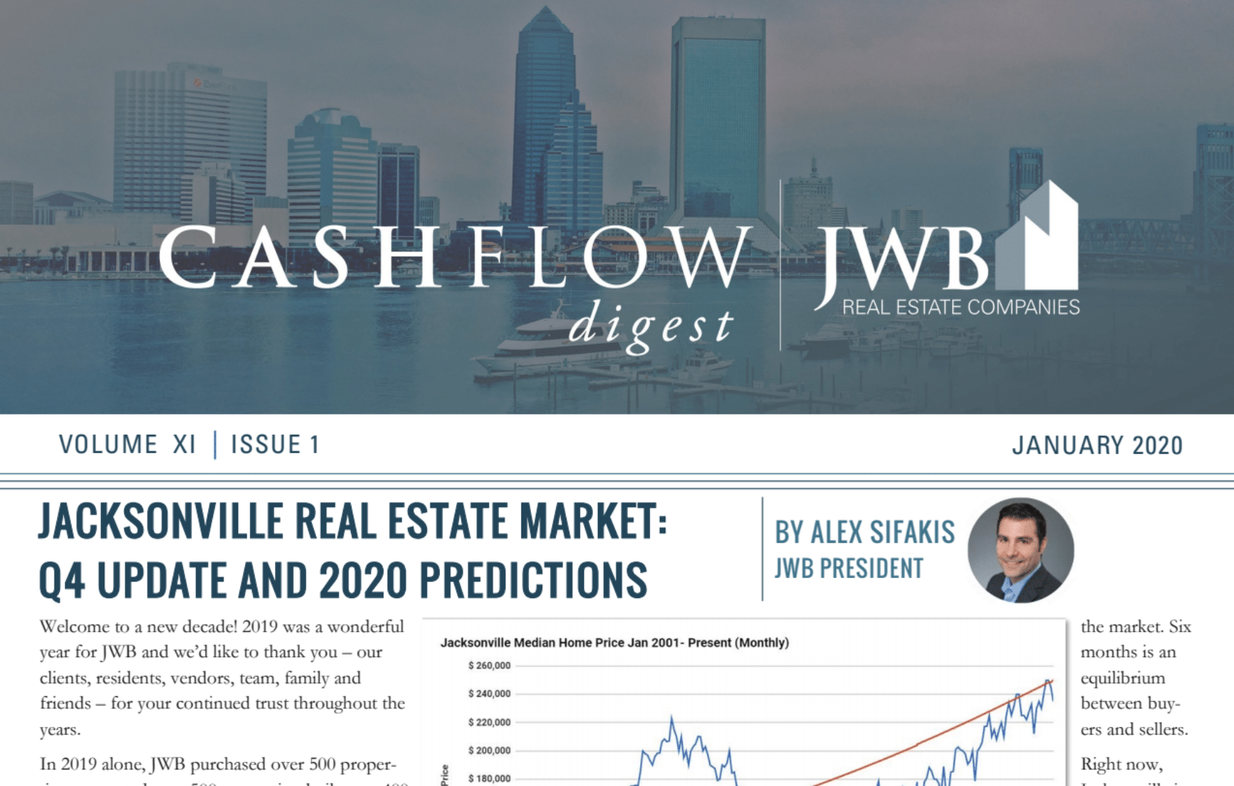 JWB Cash Flow Digest January 2020