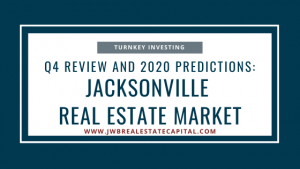 Jacksonville Real Estate Market in 2020