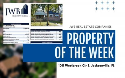 JWB's Property Of The Week – 2 Yr Lease In Place & Under $35k DP Reqd