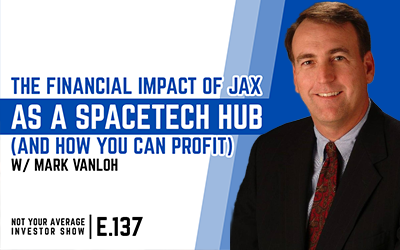 Cecil Field Spaceport & JAX's Space Travel Industry Growth
