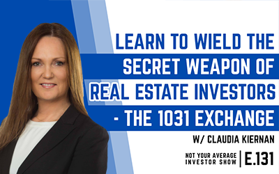 Why 1031 Exchange Is The Secret Weapon of Real Estate Investors
